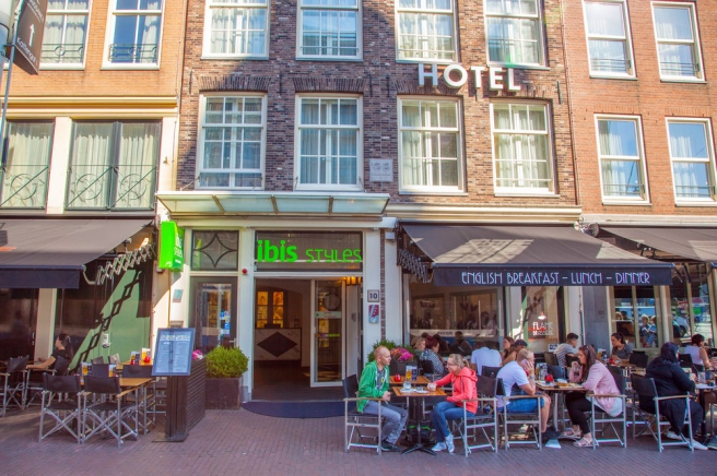 ibis styles amsterdam centraal